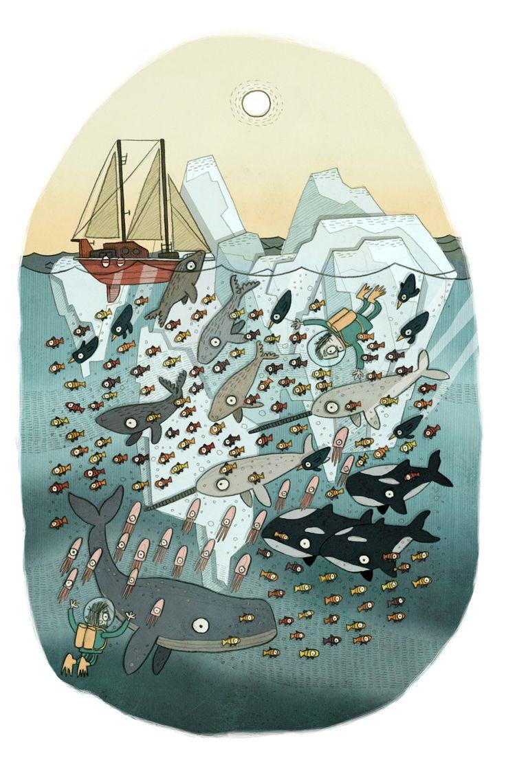 Poissons iceberg