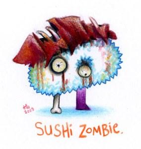 Sushi Zombi