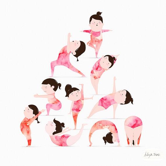 Japonaises + Yoga