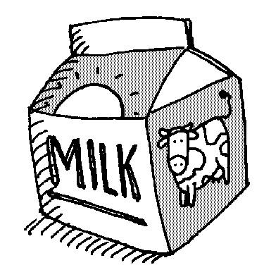 Brique de lait