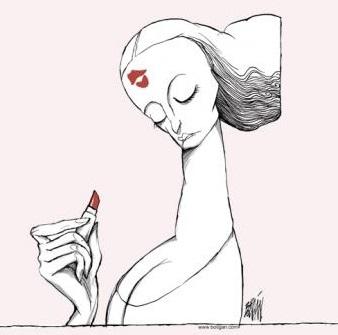 Bouche + rouge à lèvre