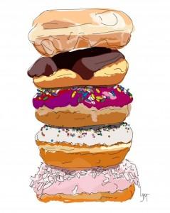 Donuts - C'est grave docteur ?