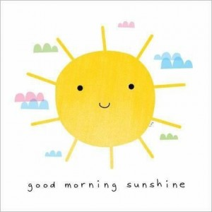 Assiette naturo - Good morning