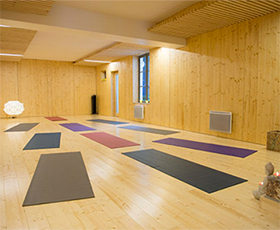 Salle de pratique, Make Me Yoga, 75011 Paris