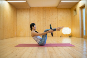 Hui-Chen Chen - Professeure Yoga et Pilates - Make Me Yoga