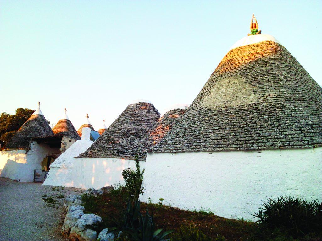 Trulli de la Masseria Ferri - retraite de Pilates dans les Pouilles