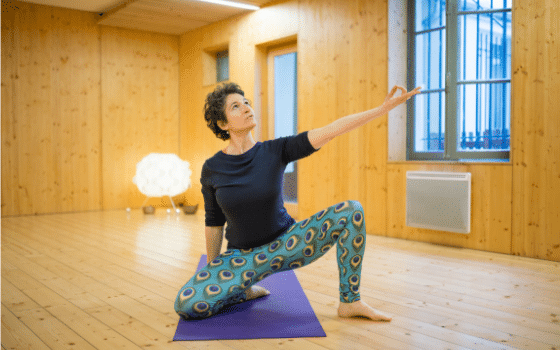 "Dim. 07/07/19 – Atelier de Yoga ""Le chakra du coeur : Anahata chakra"" avec Laetitia Ridondelli"