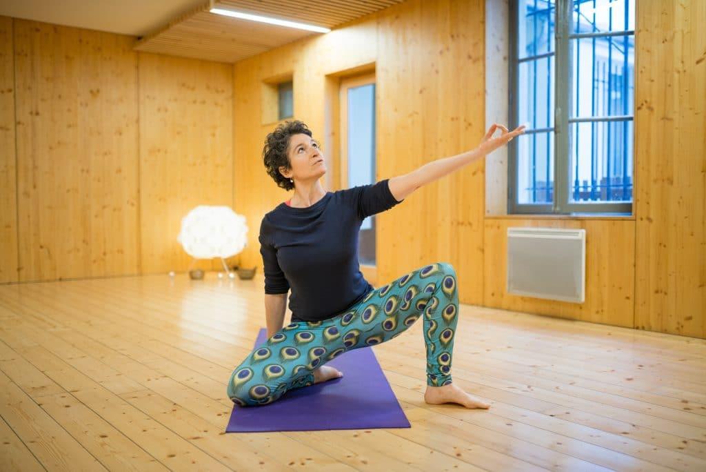 Laetitia Ridondelli - Professeure de Yoga