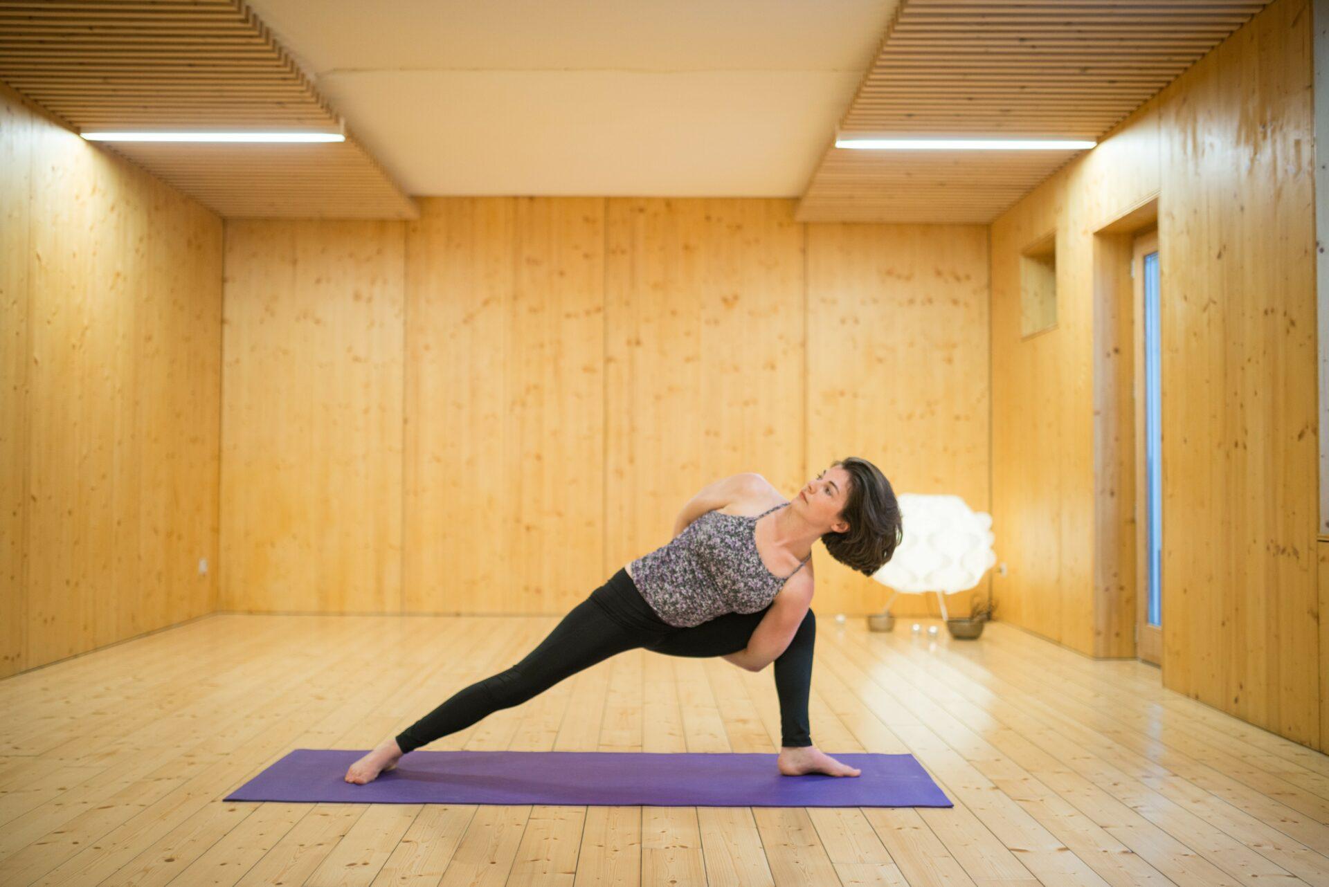 Laure TDLC – Hatha Yoga / Naturopathe